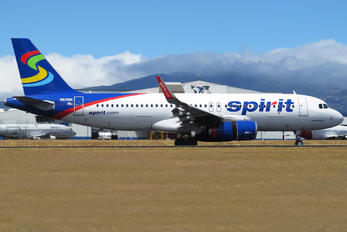 N621NK - Spirit Airlines Airbus A320