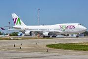 Wamos Air EC-KSM image
