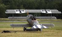 OK-TAV 58 - Private Fokker DR.1 Triplane (replica) aircraft