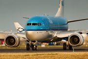PH-BGM - KLM Boeing 737-700 aircraft