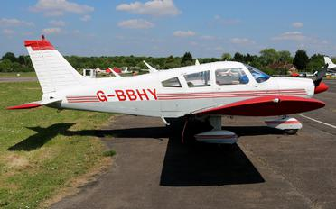 G-BBHY - Private Piper PA-28 Cherokee