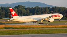 HB-JNF - Swiss Boeing 777-300ER aircraft