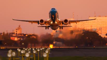 LV-FUC - Aerolineas Argentinas Boeing 737-800