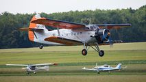 OK-JID - Private Antonov An-2 aircraft