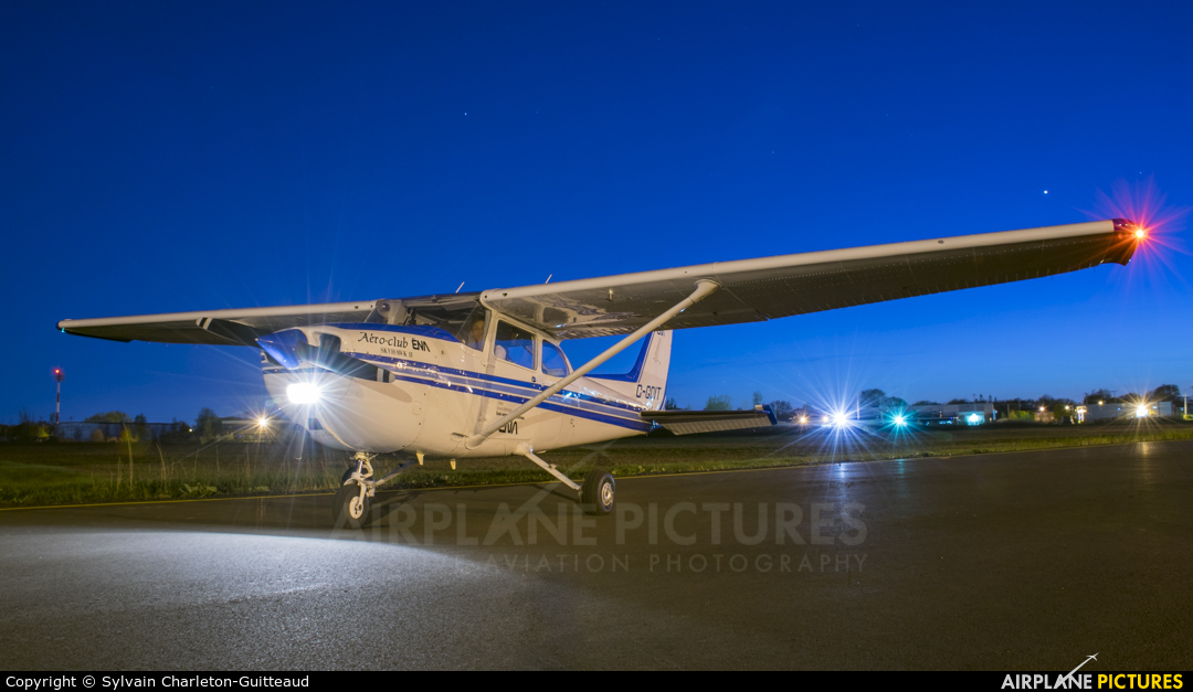 Private C-GQIT aircraft at Montreal - St. Hubert, QC