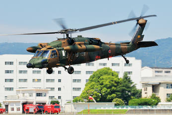 43112 - Japan - Ground Self Defense Force Mitsubishi UH-60J