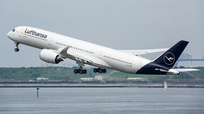 D-AIXJ - Lufthansa Airbus A350-900