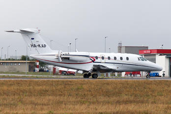 HA-KAP - Private Cessna 650 Citation VII