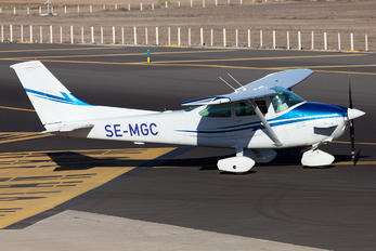 SE-MGC - Private Cessna 182 Skylane (all models except RG)