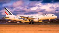 #3 Air France Airbus A320 F-GKXH taken by Erben van der Lans
