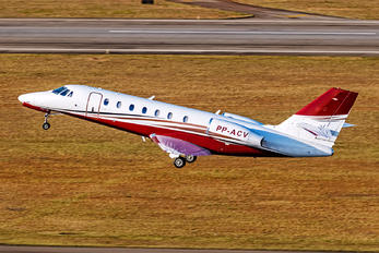 PP-ACV - Private Cessna 680 Sovereign
