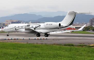 VP-CCW - Private Gulfstream Aerospace G650, G650ER