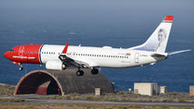 G-NRWY - Norwegian Air Shuttle Boeing 737-800 aircraft