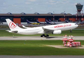SU-ALB - Atlasglobal Airbus A330-200