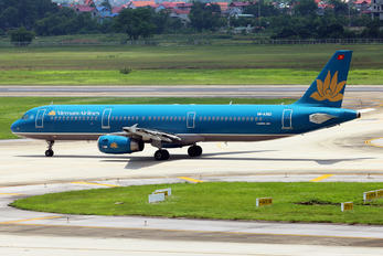 VN-A362 - Vietnam Airlines Airbus A321