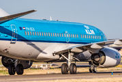 PH-BGX - KLM Boeing 737-700 aircraft