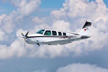 D-EWSC - Private Beechcraft 36 Bonanza