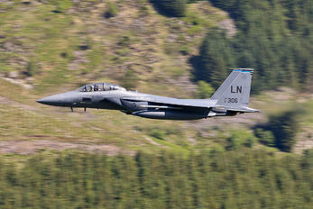 91-0306 - USA - Air Force McDonnell Douglas F-15E Strike Eagle