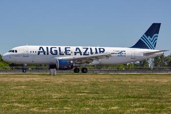 F-HBAO - Aigle Azur Airbus A320