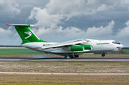 Turkmenistan Il-76 visited Chalons Vatry Airport title=