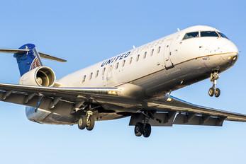 N960SW - United Express Bombardier CRJ-200ER