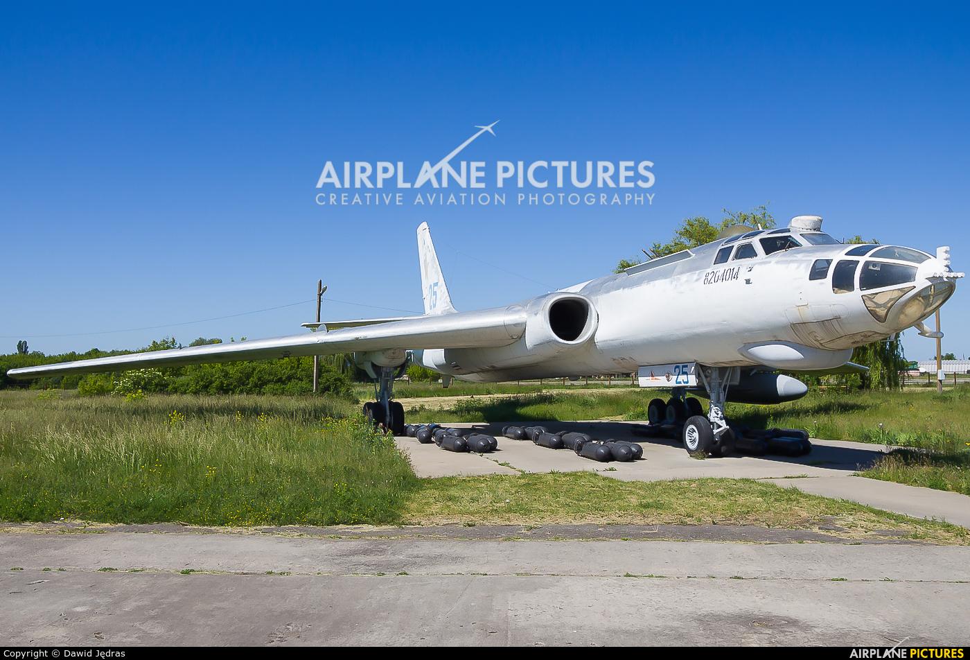 Russia - Air Force 25 aircraft at Poltava