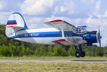 RA-07441 - Private Antonov An-2