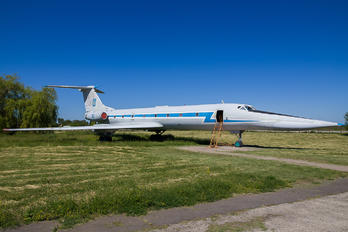 42 - Ukraine - Air Force Tupolev Tu-134UBL