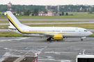 Sunkar Air Boeing 737-300 visited St. Petersburg