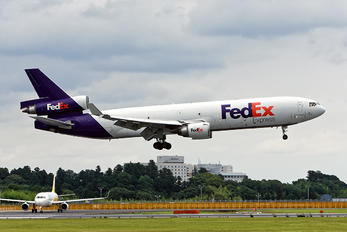 N595FE - FedEx Federal Express McDonnell Douglas MD-11F