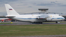 RA-82035 - 224 Flight Unit Antonov An-124 aircraft