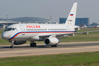 RA-89040 - Rossiya Special Flight Detachment Sukhoi Superjet 100