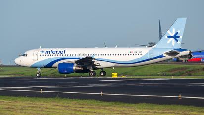XA-VIP - Interjet Airbus A320