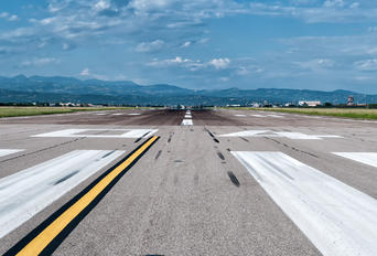 LIPX - - Airport Overview - Airport Overview - Runway, Taxiway
