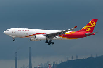 B-LNV - Hong Kong Airlines Airbus A330-200F
