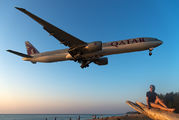 A7-BAT - Qatar Airways Boeing 777-300ER aircraft