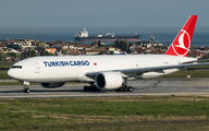 TC-LJM - Turkish Cargo Boeing 777F aircraft