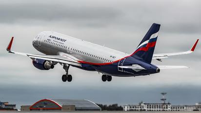 VP-BET - Aeroflot Airbus A320