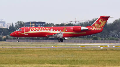 VQ-BFB - Rusline Canadair CL-600 CRJ-200