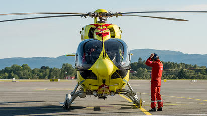 LN-OOX - Norsk Luftambulanse AS Airbus Helicopters H145