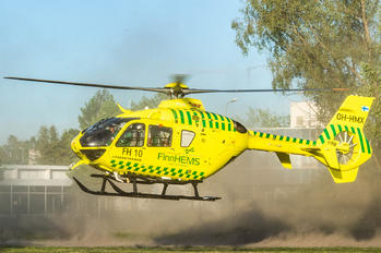 OH-HMX - FinnHEMS Eurocopter EC135 (all models)