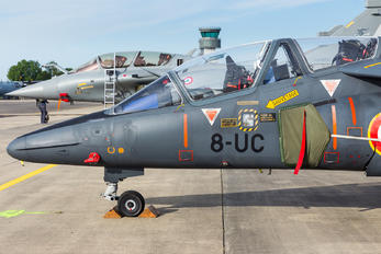 E157 - France - Air Force Dassault - Dornier Alpha Jet E