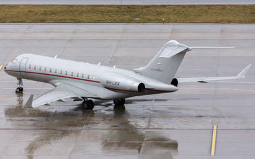 9H-LXX - Vistajet Bombardier BD-700 Global Express