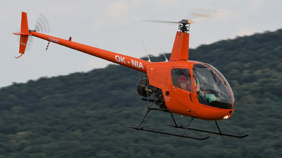 OK-NIA - Private Robinson R22