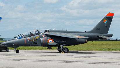 E166 - France - Air Force Dassault - Dornier Alpha Jet E