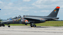 E166 - France - Air Force Dassault - Dornier Alpha Jet E aircraft