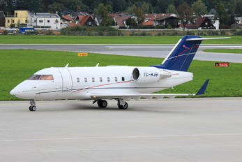 TC-MJB - Private Bombardier CL-600-2B16 Challenger 604