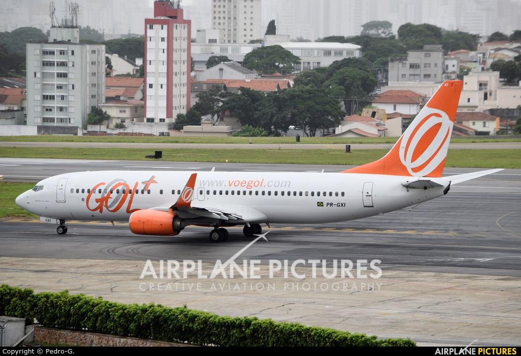 GOL Transportes Aéreos  PR-GXI aircraft at São Paulo - Congonhas