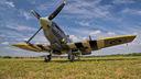 #5 Private Supermarine Spitfire LF.XVI TE184 taken by Piotr Gryzowski