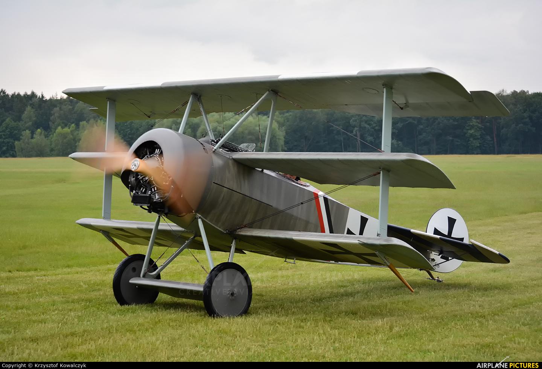 Germany - Imperial Air Force (WW1) OK-TAV58 aircraft at Rybnik - Gotartowice
